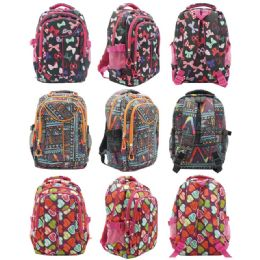 """36 Units of Kid's Backpack - Backpacks 15"""" or Less"""