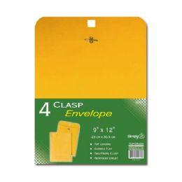 96 Units of Clasp Envelope - Envelopes