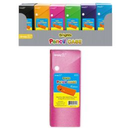 96 Units of Pencil Case With Dispaly - Pencil Boxes & Pouches