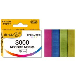 96 Units of Standard Staples - Staples & Staplers