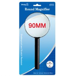 96 Units of Magnifier - Magnifying  Glasses