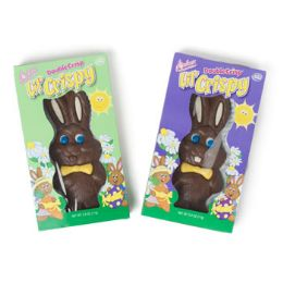 48 Units of Easter Candy Choco Bunny Lil' Crispy 2asst 2.5oz/boxed/in Pdq - Easter