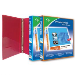 72 Units of Presentation View Binder - Clipboards and Binders