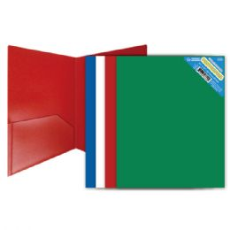 120 Units of Two Pockets folder solid color - Folders and Report Covers