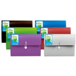 48 Units of Seven Pocket Expanding File Letter Size Horizontal - Folders and Report Covers