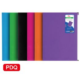 96 Units of Zip Envelop Letter Size - Folders and Report Covers