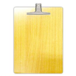 "96 Units of Wooden Clip Board 12x9"" - Clipboards and Binders"