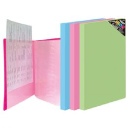 108 Units of Document Display Folder - Folders and Report Covers