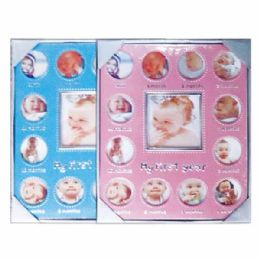 """24 Units of Baby years frame 12x10"""" - Picture Frames"""