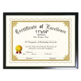 48 Units of Certificate Frame - Picture Frames