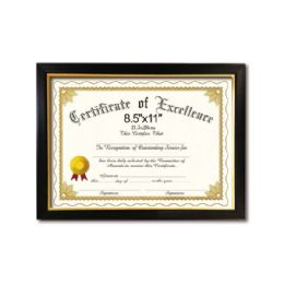 72 Units of Certificate Frame - Picture Frames