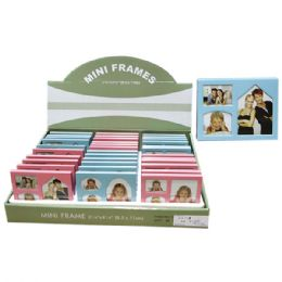 """288 Units of Mini frame 3.35x4.33"""" - Picture Frames"""