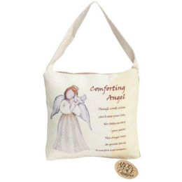 75 Units of 5x5 Comforting Angel Pillow - Pillows