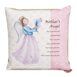 46 Units of 10x10 Mother's Angel Pillow - Pillows
