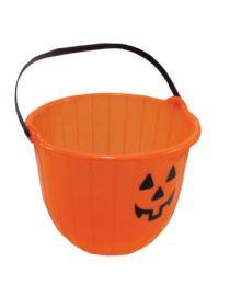 "96 Units of 9"" halloween bucket - Halloween & Thanksgiving"