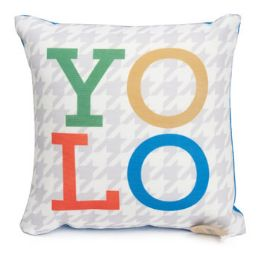 100 Units of 8 X 8 Yolo Pillow - Pillows