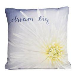 60 Units of 14x14 Dream Big Pillow - Pillows