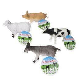 36 Units of 36 Piece Farm Animal Figurines - Animals & Reptiles