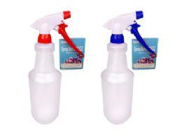 72 Units of Spray Bottle Blue - Spray Bottles