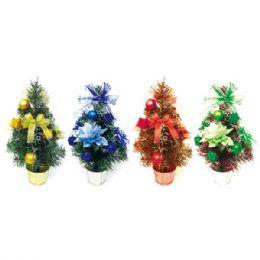 "24 Units of 15"" X'mas deco. tree - Christmas Decorations"