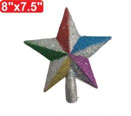 96 Units of X'mas tree topper - Christmas Decorations