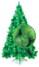 4 Units of 5 Foot/153-tips tree - Christmas Novelties