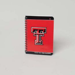 180 Units of Notebook 5 X 7 Texas Tech Red Raiders Classic - Dry Erase