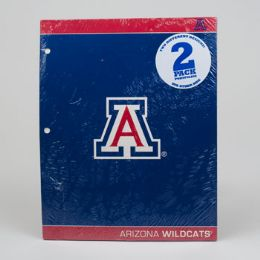 216 Units of Portfolio 2pk Arizona Wildcats Classic/fashion - Folders and Report Covers