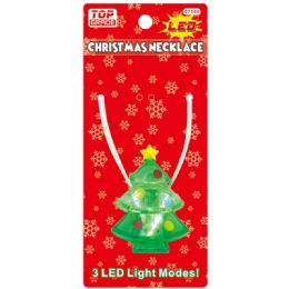 96 Units of Xmas Led Necklace - New Years