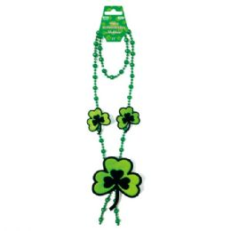 "96 Units of 20"" St.patrick necklace - St. Patricks"