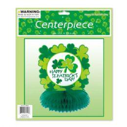 144 Units of St. Patrick's Centerpiece - St. Patricks