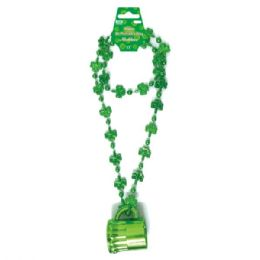 96 Units of St.Patrick's Necklace - St. Patricks