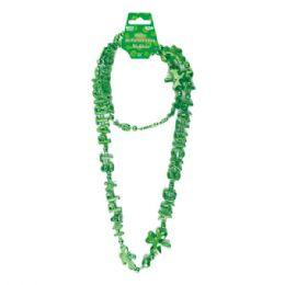 144 Units of St.Patrick'sNecklace - St. Patricks