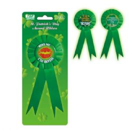 96 Units of St.Patrick's ribbon pin - St. Patricks