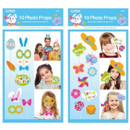 144 Units of Ten Count Twelve Inch Spring Photo Props - Easter