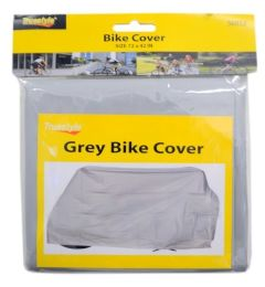 48 Units of Bike Cover Grey Color Only - Biking