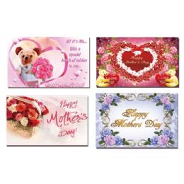 "96 Units of Mother's day 3D jumbo card 15x10.5"" - Mothers Day"