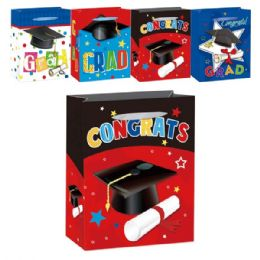 "96 Units of Grad Bag 3d 10.5x13x5.5""/large - Graduation"
