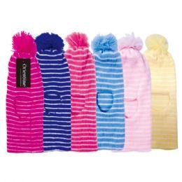 72 Units of Baby Winter knit hat - Junior / Kids Winter Hats