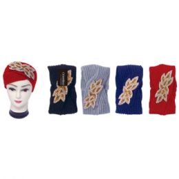 48 Units of Knit Head Band - Ear Warmers