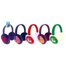 48 Units of Winter Ear Muff - Ear Warmers