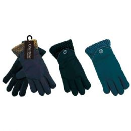 48 Units of Unisex gloves - Knitted Stretch Gloves