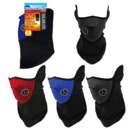 72 Units of Thermal insulated mask - Unisex Ski Masks