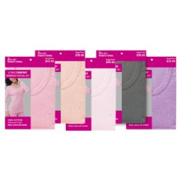 24 Units of Lady's Thermal Set/medium Mix - Womens Thermals