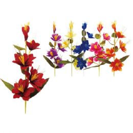 """48 Units of 43""""-4 Heads flower - Artificial Flowers"""
