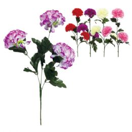 """72 Units of Flower 25""""/3 heads - Artificial Flowers"""
