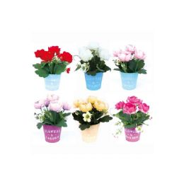 """72 Units of Flower 34""""/6 heads - Artificial Flowers"""
