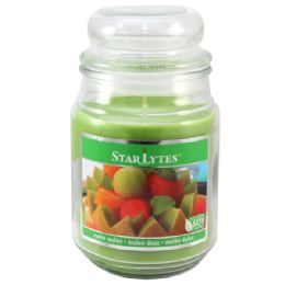 24 Units of Melon candle 18oz - Candles & Accessories