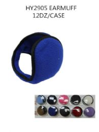 60 Units of Unisex Fashion Winter Earmuffs - Ear Warmers