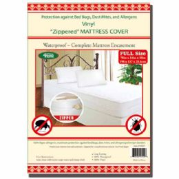 24 Units of Zipped mattress Cover Full - Bed Sheet Sets